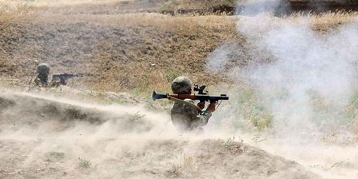 Азербайджан заявил об уничтожении до 100 армянских военных