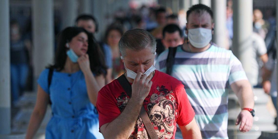 Ученые увидели в отказе носить маску признаки психического расстройства