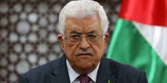 """Израильское телевидение назвало Махмуда Аббаса """"агентом КГБ"""""""