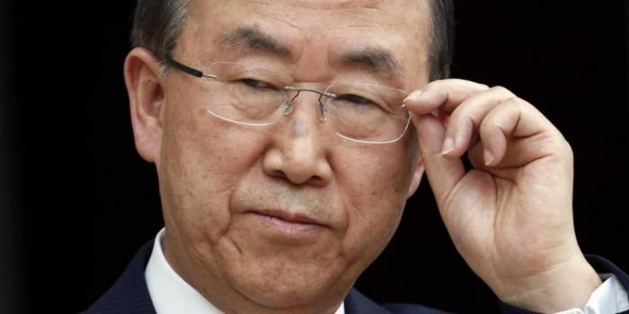 Wikileaks рассказал о слежке США за генсеком ООН