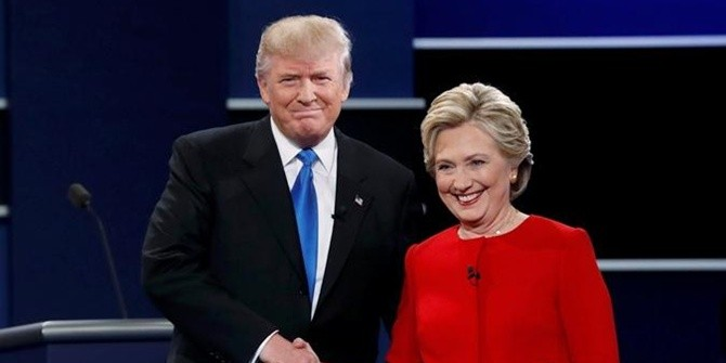 Клинтон опередила Трампа более чем на 1 млн голосов избирателей