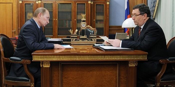 Владимир Путин принял отставку губернатора Тамбовской области