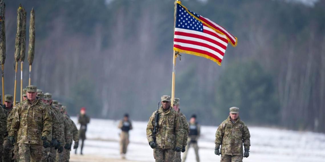 В Пентагоне объяснили, зачем стягивают войска к границам России