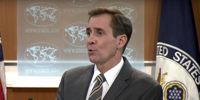 Представитель Госдепа вышел из себя после вопроса RT о действиях России в Сирии