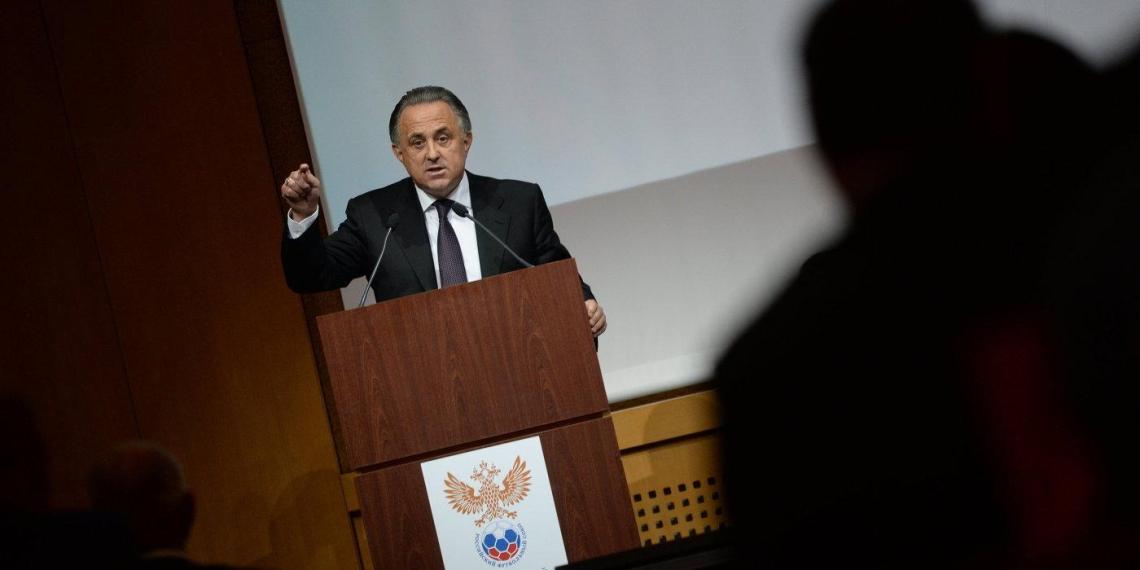 В Кремле ответили на вопрос о наказании Мутко