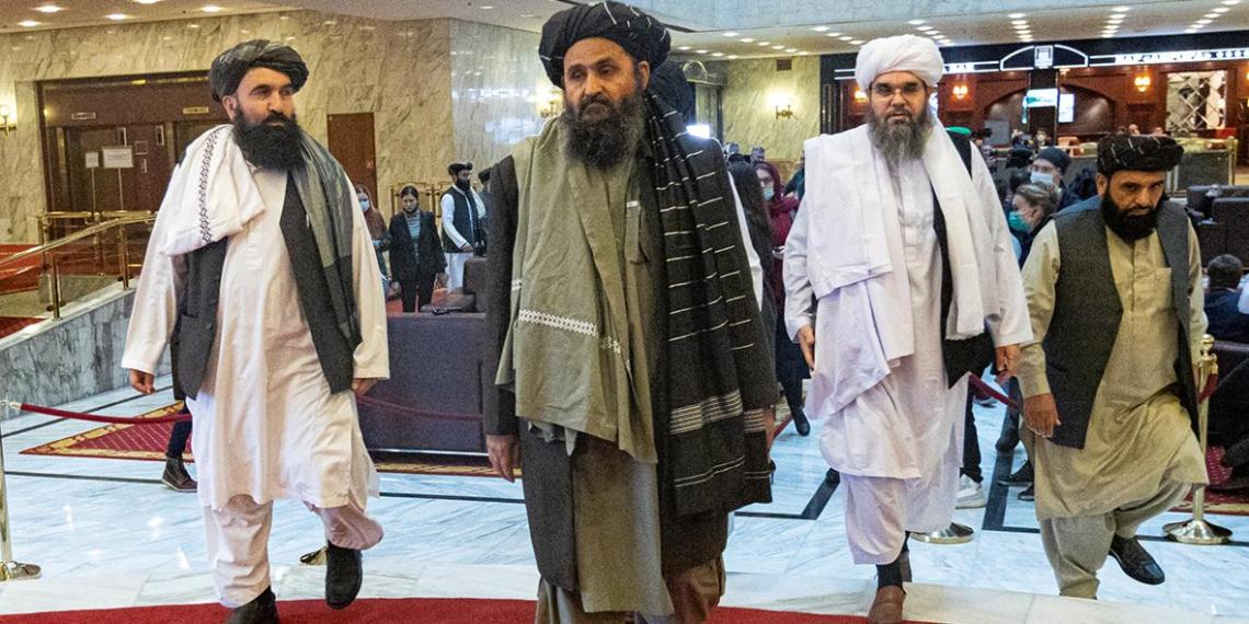Талибы потребовали от США убрать их из списков разыскиваемых преступников