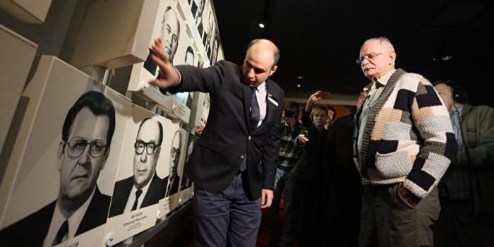 """Михалков после посещения Ельцин-Центра назвал его """"языческой историей"""""""