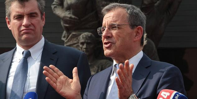 Мариани поблагодарил власти Крыма за заботу о французском воинском кладбище