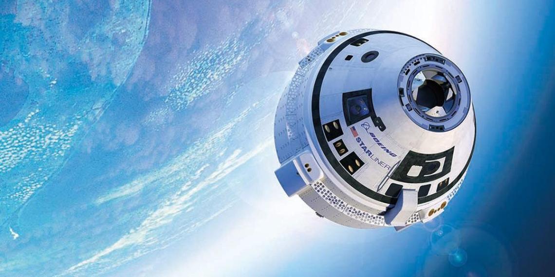 Второй полет Boeing Starliner к МКС снова отложили