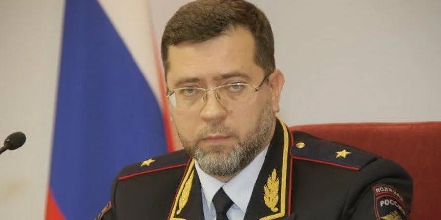Путин назначил генерал-лейтенанта полиции Андрея Храпова на пост замминистра внутренних дел