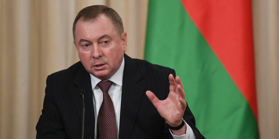 Глава МИД Белоруссии и посол России обсудили вопросы контроля над вооружениями