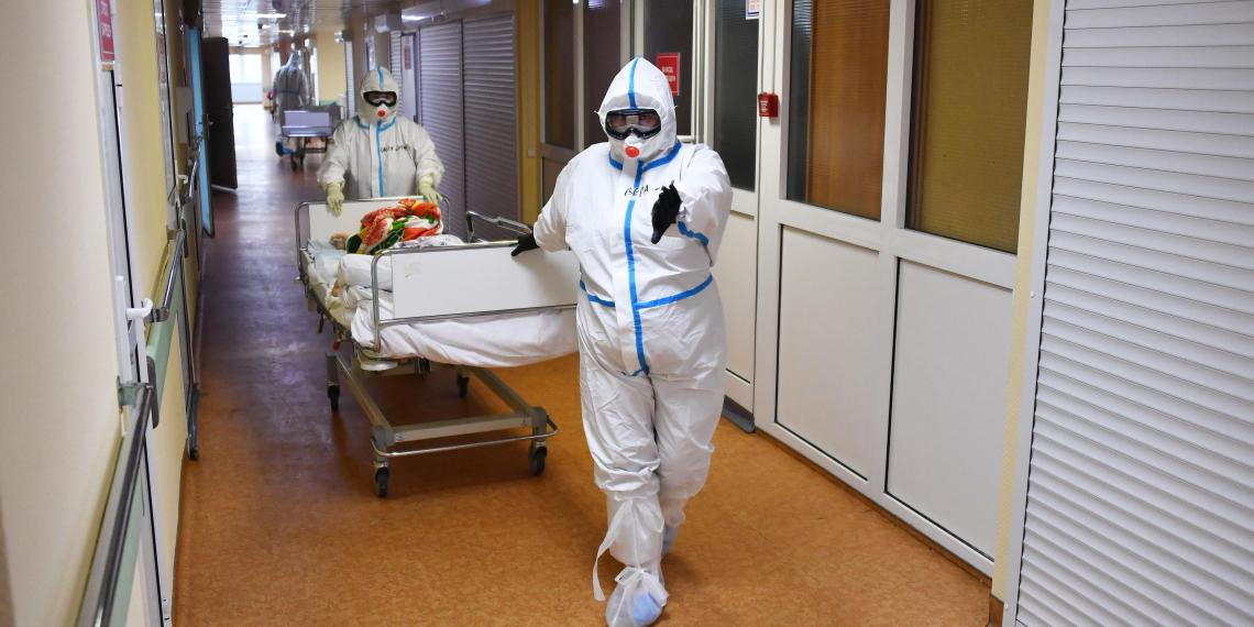 Еще у 8404 россиян выявили коронавирус