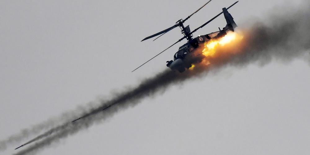 """В России начались испытания высокоточной ракеты """"Монолит"""""""