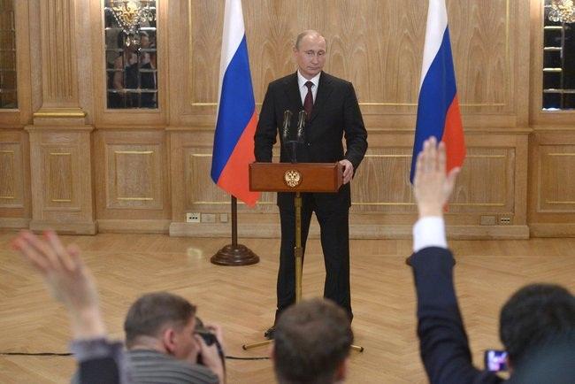 """""""Еще более холодная война"""": Путин намерен победить Запад через контроль над мировой энергетикой"""
