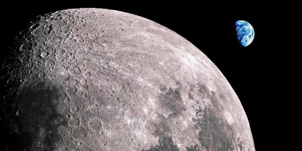 Украина доставит государственный флаг на Луну в 2022 году