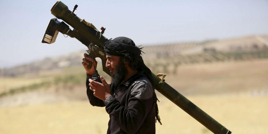 США по секретному соглашению поставили ПЗРК сирийским курдам