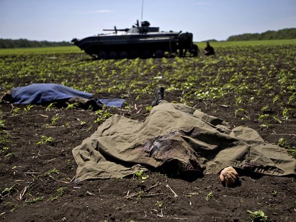 Анатолий Шарий: Погибшие под Волновахой военнослужащие... умерли? (документы)