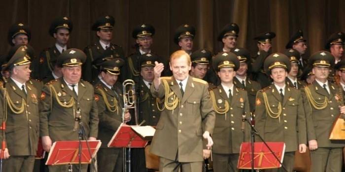 В Литве отменён концерт Ансамбля российской армии