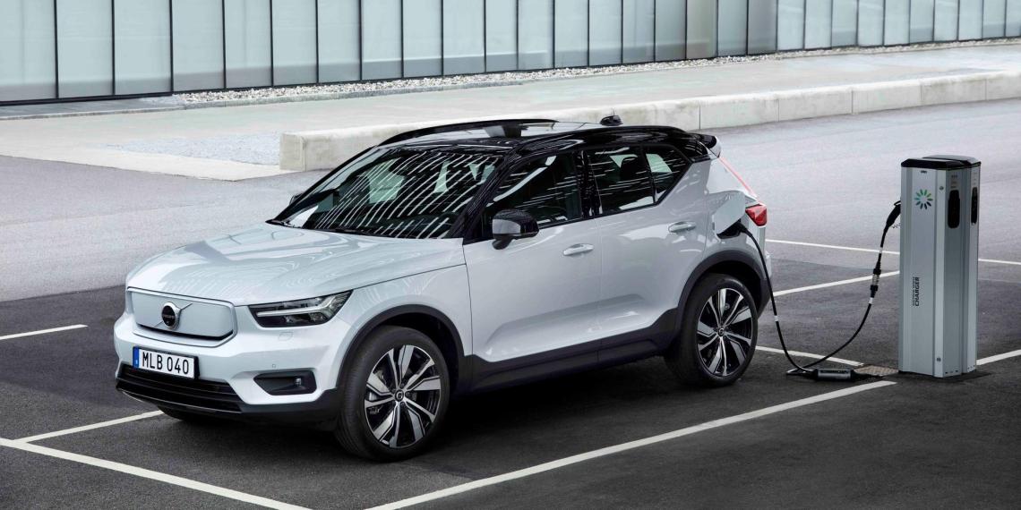 Volvo полностью перейдет на производство электромобилей к 2030 году