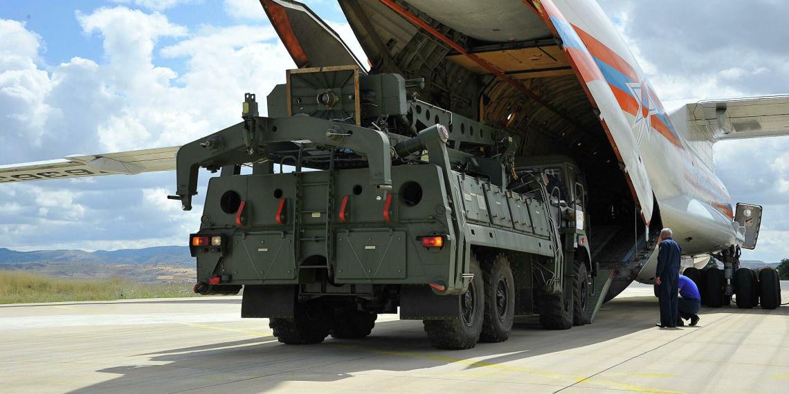 МИД Турции дал ответ на санкции США за С-400