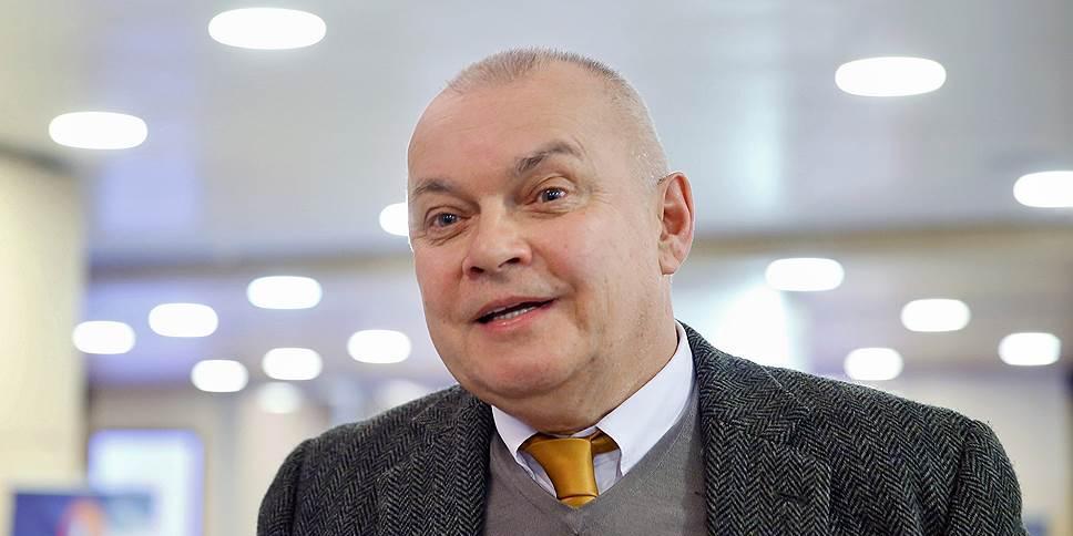 Киселев связал агрессивность Венедиктова с нестабильностью из-за Леси Рябцевой