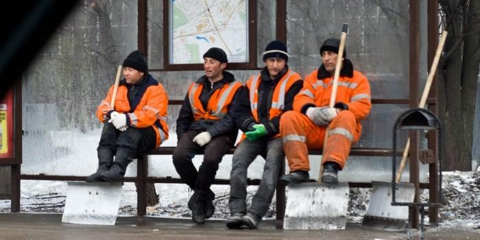 В Москве могут установить памятник гастарбайтерам в благодарность за их труд