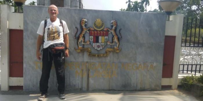 Пожилой петербуржец за два года прошел пешком вокруг света