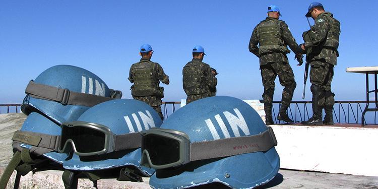 США хотят разместить в Донбассе 20 тысяч миротворцев