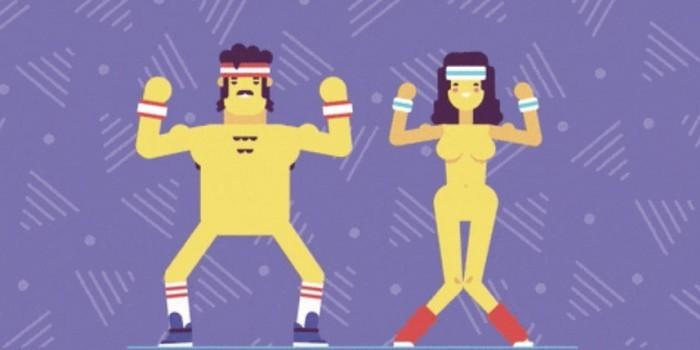 Pornhub выпустил приложение для борьбы с ожирением c помощью секса