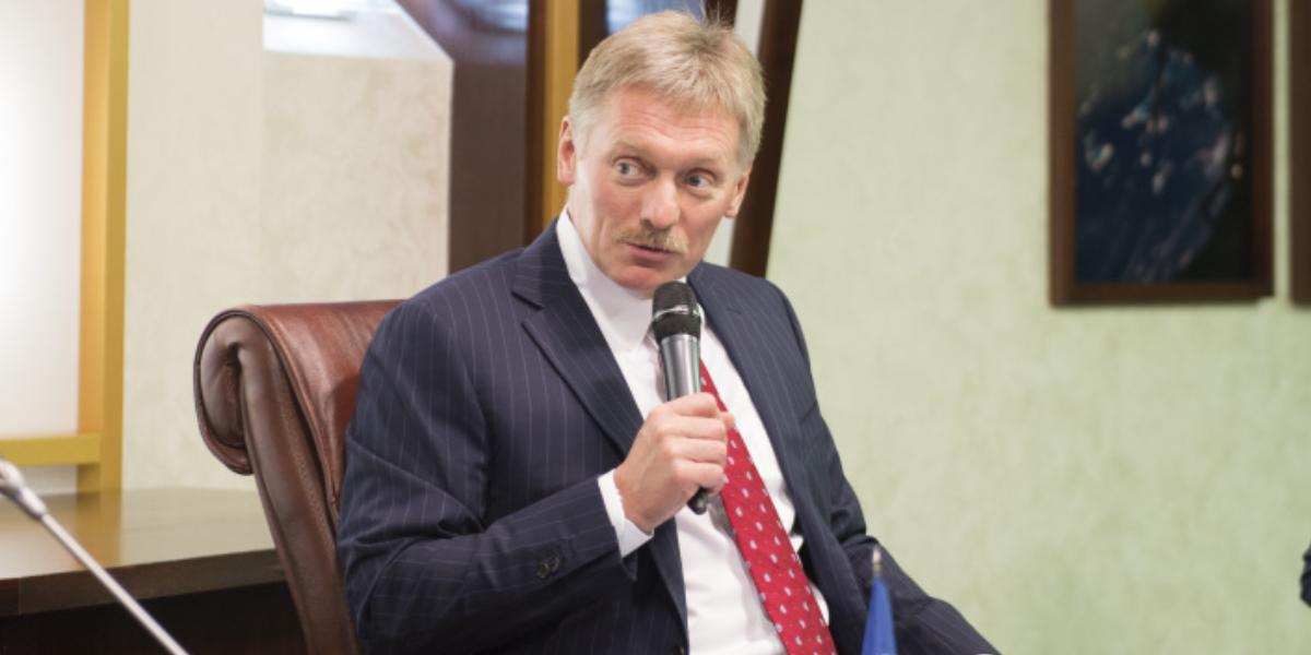 """В Кремле рассказали, что думают о """"российском следе"""" в покушении на помощника Зеленского"""