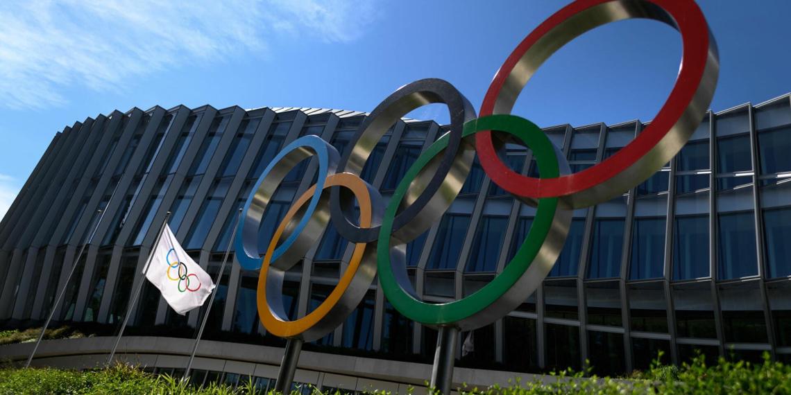 МОК ответил на требования USADA обнародовать результаты допинг-тестов россиян