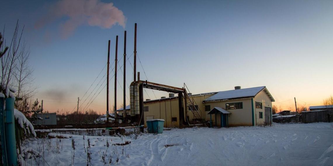 Российский город остался без тепла из-за халатности чиновников