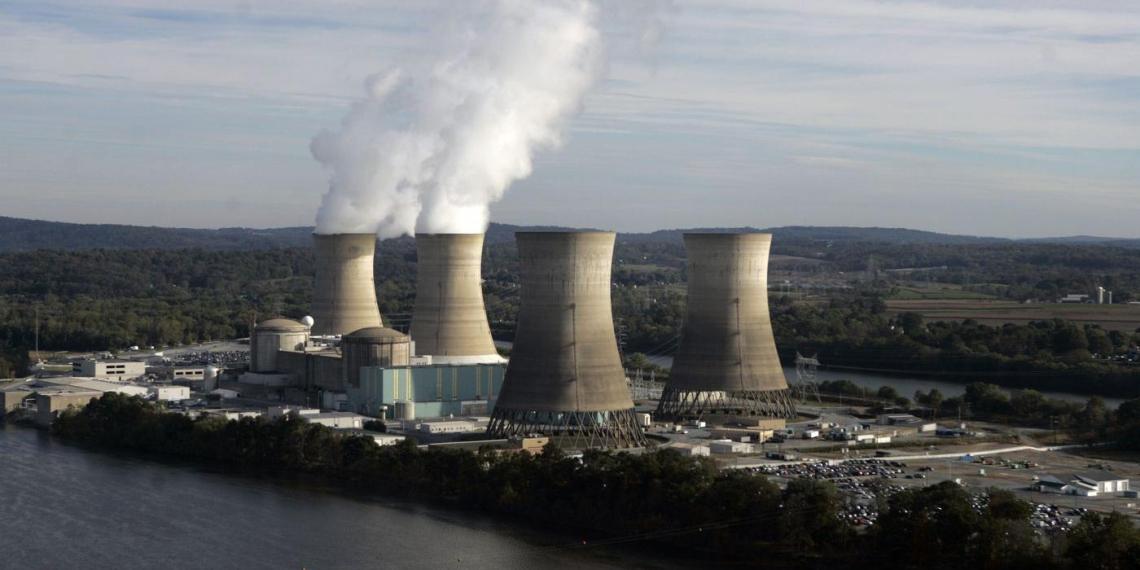 США поставили цель потеснить Россию и Китай на рынке ядерных технологий