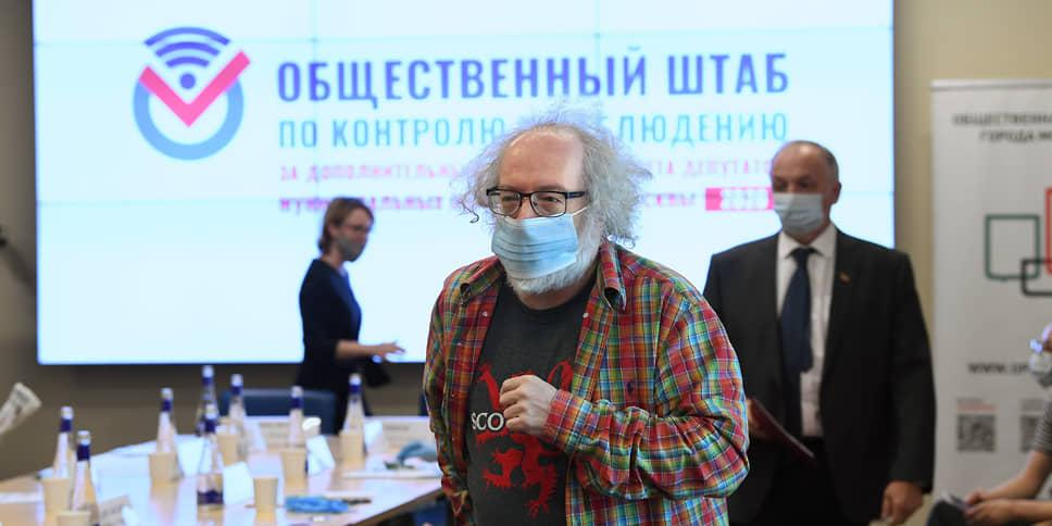 Венедиктов: 40% москвичей смогут проголосовать онлайн в сентябре