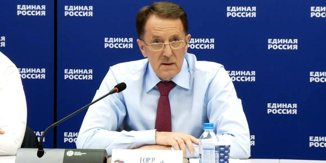Алексей Гордеев: Наша задача  предложить механизмы в народную программу по созданию благоприятных условий для жизни и деятельности человека на селе