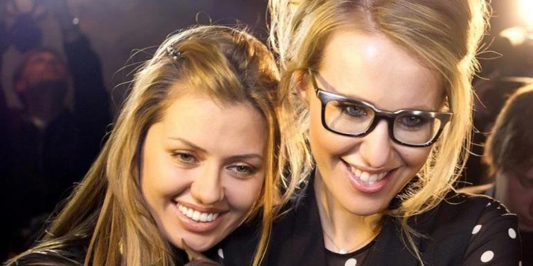 СМИ: Собчак оскорбила Викторию Боню, назвав ее тупой