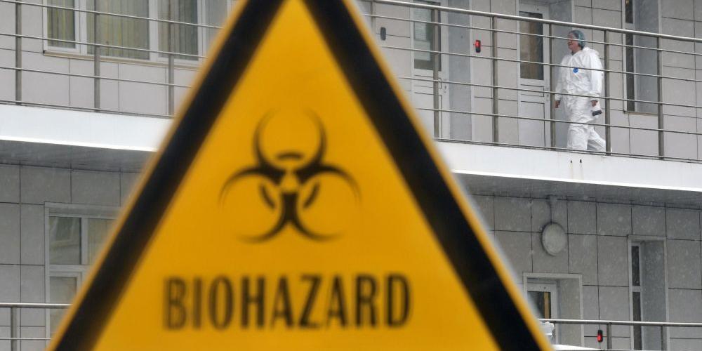 В Совбезе рассказали о сценарии вероятной биологической атаки на Россию