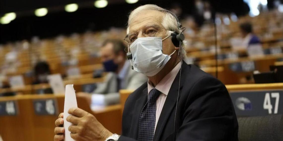 В ЕС отреагировали на совет Эрдогана Макрону лечить психику
