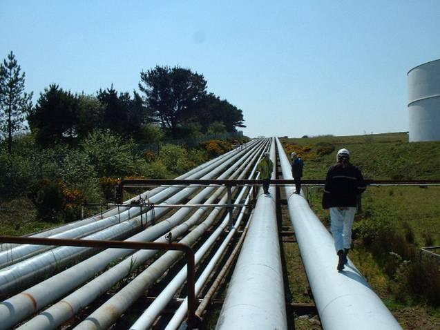 Украина подумывает о поднятии цены на газовый транзит в 12 раз