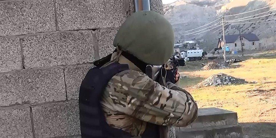 На месте ликвидации боевиков в Дагестане нашли удостоверение депутата