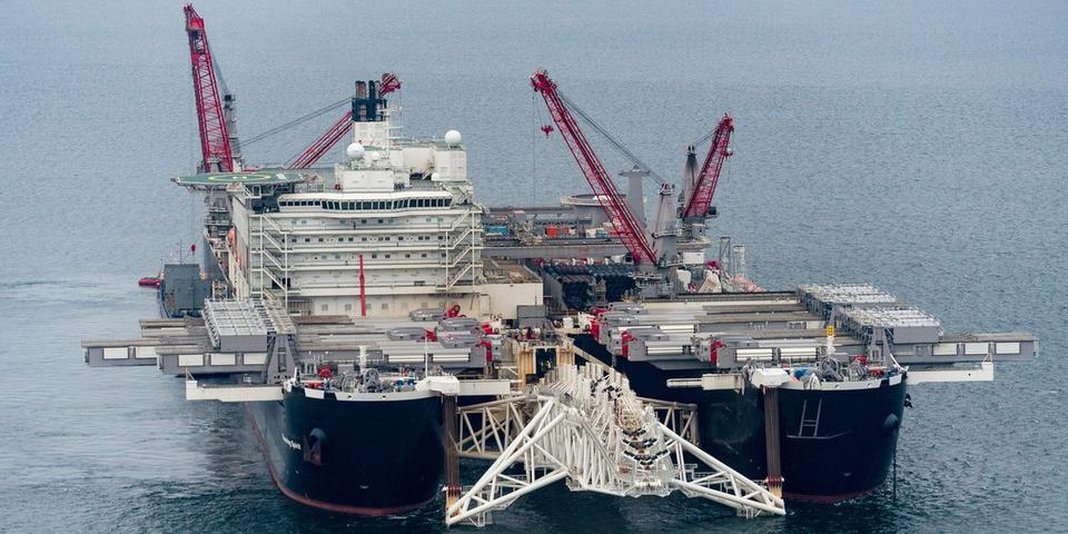 """Партнер """"Газпрома"""" не ждет скорого возобновления строительства СП-2"""