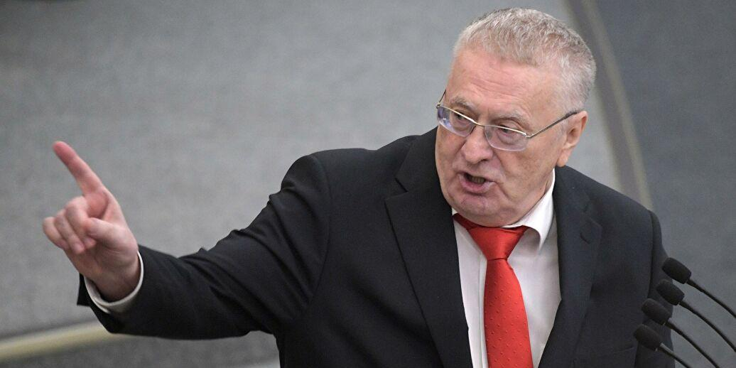 Жириновский призвал сменить власть в Белоруссии