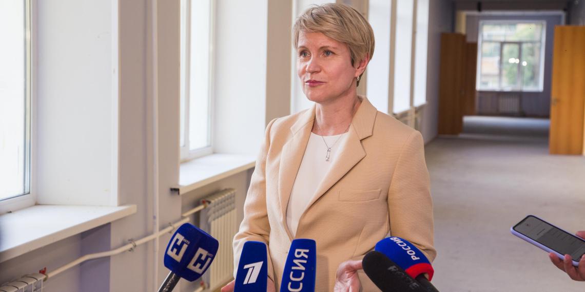 Елена Шмелева в Нижнем Новгороде обсудила с экспертами предложения по комплексному развитию образования в России