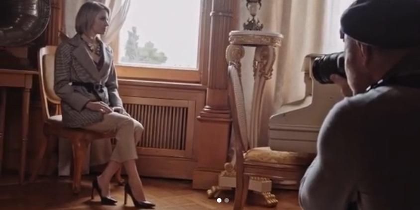 """Поклонская показала """"женские наряжалки"""" к 8 Марта"""