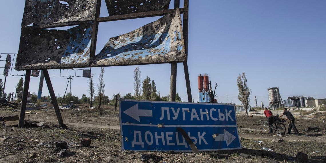 На Украине намерены требовать от России $500 млрд репараций