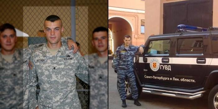 В Петербурге ФСБ расследует службу подполковника полиции в военной разведке США