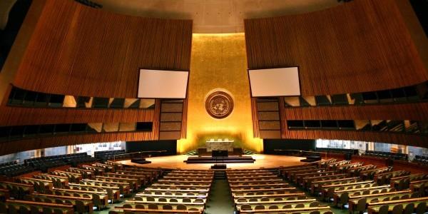 Украину избрали членом Совета безопасности ООН