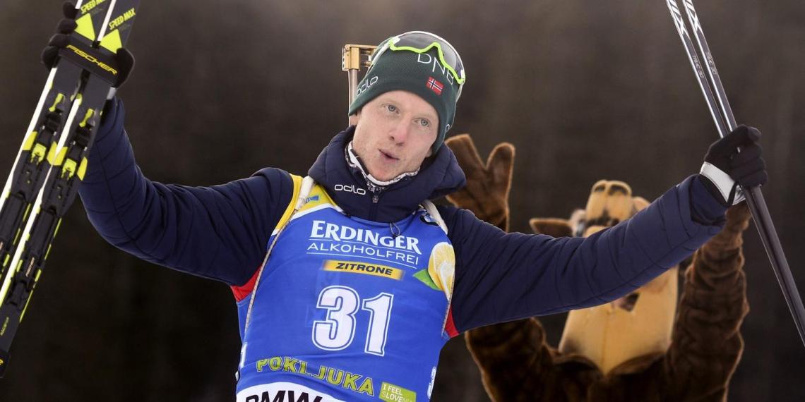 Норвежский биатлонист потребовал более жестких санкций в отношении российских спортсменов