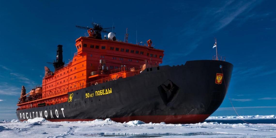США пытаются срочно догнать российский ледокольный флот