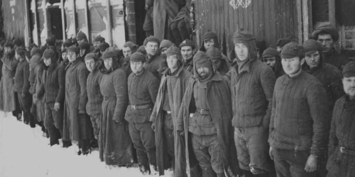 Германия передаст России данные о советских военнопленных